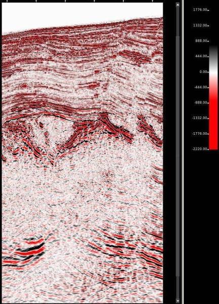 abstract  depth velocity model optimization using beam